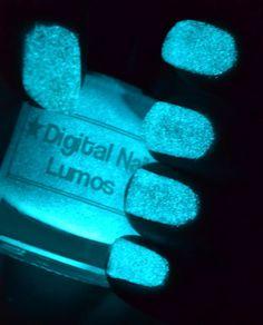 Digital Nails Lumos !