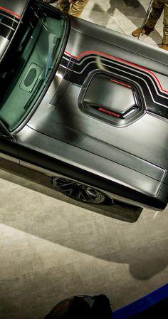 Mostly Mopar Muscle — h-o-t-cars: Dodge Shakedown Challenger