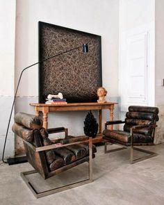 30 coole, eklektische Interieur Ideen - #Dekoration