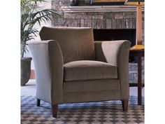 """Stickley Wheaton Arm Chair, 96-9137-CH      The Stickley Living Room Wheaton Arm Chair is available EITHER IN STOCK OR BY SPECIAL ORDER in the Lancaster, PA, Harrisburg, PA area from INTERIORS Furniture & Design.        Height: 36""""      Depth: 35.5""""      Length: 38.5"""""""
