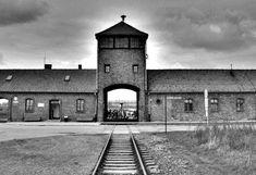 Auschwitz-Birkenau Entrance