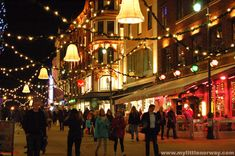 Christmas lights in beautiful Norway Norway Christmas, Norwegian Christmas, Christmas Place, Christmas Mood, Scandinavian Christmas, Christmas Photos, Christmas Lights, Around The World In 80 Days, Around The Worlds