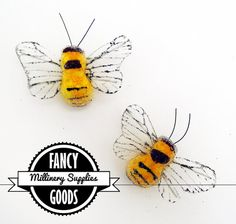 Crocheted Bees By EmmisOwls On Etsy 250