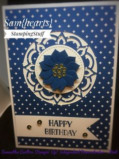Sam {hearts} Stamping Stuff: More Eastern Palace cards....!