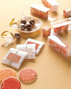Marshmallow Cookies - Martha Stewart Weddings DIY Weddings
