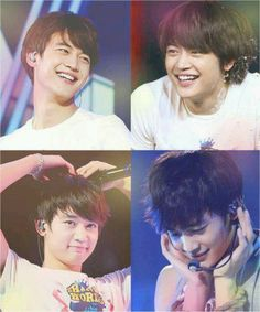 #shinee minho ♥ Omg look at this adorable little thing! Repinned.