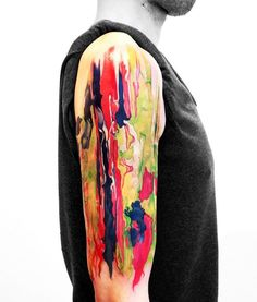 - 50+ Examples of Colorful Tattoos  <3 <3