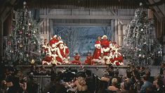 §§§ : White Christmas : Bing Crosby, Rosemary Clooney, Danny Kaye, Vera Ellen : 1954