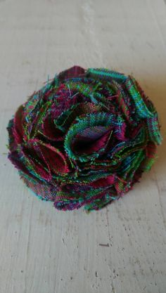 Hey, I found this really awesome Etsy listing at https://www.etsy.com/listing/219853894/multicolored-fabric-brooch-fabric-flower