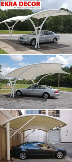 Tensile Structure #India provides a wide range of Residential & Commercial #Car Parking #Structures in India which is widely appreciated by our clients for easy and difficult installation depending on sizes, areas, #design and many more reasons.