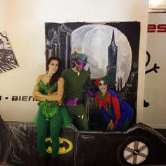 Carnaval 2014 en AltaFit Parquesur