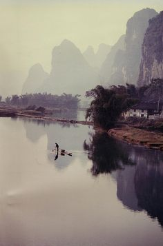 Guilin, Guangxi, China @lunasea