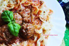 Kulinarne fantazje Marioli: DANIA Z MAKARONEM