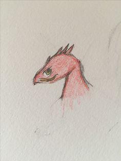 I drew a dragon, it's ok