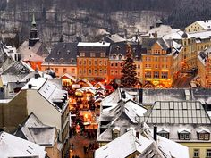 Annaberg, a beautiful town in Gernaby and its surroundings are well known for their beautiful Christmas markets and special flair | 10 Hidden Tourist Gems In Germany You Didn't Know About