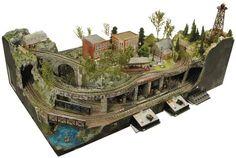 model train layout: 21 тыс изображений найдено в Яндекс.Картинках