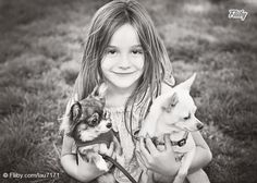 Black and white family #photograph of a girl holding her cute little pets https://fliiby.com/file/c7w9gwrbe6e/?utm_content=bufferef00b&utm_medium=social&utm_source=pinterest.com&utm_campaign=buffer #photo #pets #fliiby