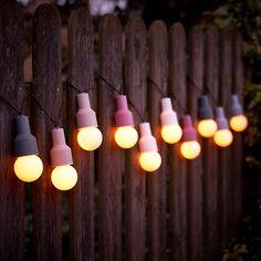 Outdoor Hanging Lights, Outdoor Lighting, Outdoor Decor, Outdoor Flush Mounts, Bbq Area, Pink Beige, White Lead, Dream Garden, Fields