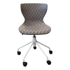 Alberta Office Chair Grey