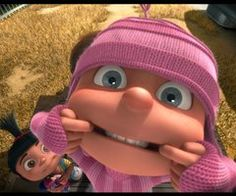 despicable me margo edith and agnes   Rachel Oliveira (raacheel06) on We Heart It