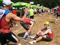 Report and pictures of Roth Challenge #Triathlon 2013 #Bavaria #Germany: http://www.teambittel.de/team/Events_2013/20130714_roth.htm