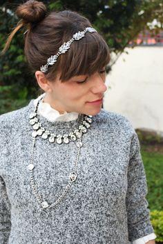 coque com tiara - Juliana e a Moda | Dicas de moda e beleza por Juliana Ali