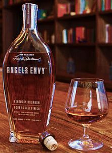 Angel's Envy Kentucky Bourbon. One of my new favorite bourbons. SO smooth!