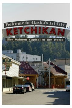 Ketchikan - Ketchikan - there from 6:30 a.m to 2 pm