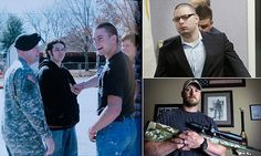 Chris Kyle's killer wanted to be serviceman when he was at high school