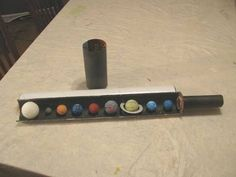 If you've got a school science project coming up, or are looking for something fun to do with the kids, you can make this awesome solar system diorama that's shaped like a telescope so you can view the planets by looking into the telescope! In this video you will learn how to create this diorama that will impress even the most stern teacher!