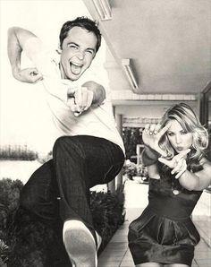 The Big Bang Theory...love.