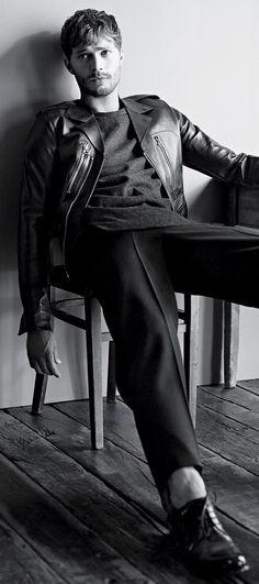 Jamie Dornan's Killer Instincts The New York Time Style Magazine September 2013   Photo Karin Sadli