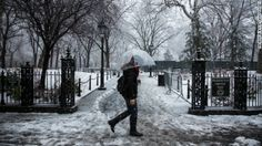 Snowstorm slams Northeast in first wave of wintry weather this week - CNN #Snowstorm, #Northeast, #Weather, #US