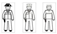 Mi grimorio escolar: TIPOS DE POLICÍA