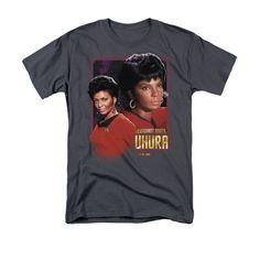 Star Trek - Lieutenant Uhura Adult Regular Fit T-Shirt