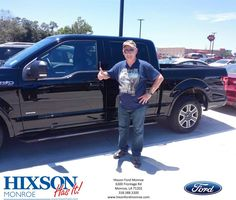 This is the second vehicle we bought from Scott in a week. Wow, great dealings!!!-Mark Chastaine, Thursday 6/9/2016 http://www.hixsonfordmonroe.com/?utm_source=Flickr&utm_medium=DMaxxPhoto&utm_campaign=DeliveryMaxx
