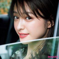 MAQUIA My Beauty, Asian Beauty, Beauty Makeup, Japanese Makeup, Japanese Beauty, Beautiful Morning, Beautiful Person, Prity Girl, Kawaii Faces