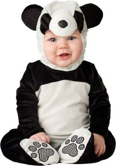 Infant Baby Panda Bear Costumes
