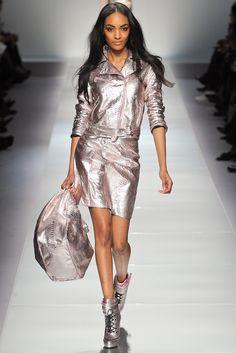 Blumarine Fall 2012 Ready-to-Wear Fashion Show - Vika Falileeva