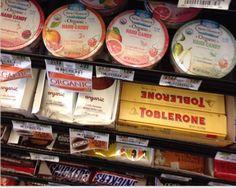Organic Candy, Toblerone, Shelfie, Hard Candy, Canning, Instagram, Food, Essen, Meals