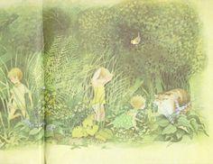 Irene Haas : Carrie Hepple's Garden