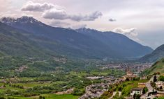 Lombardy Italy where Valtellina Nebbiolo wines come from