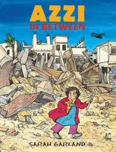 Children's Book Review, Azzi In Between