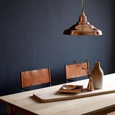 Copper brings a modern minimalism to any design. Desk Lamp, Table Lamp, Wall Lights, Ceiling Lights, Copper, Brass, Sweet Home, Lighting, Storage