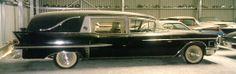 1958 Cadillac Hearse by Superior