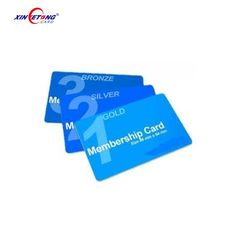 Customize Smart Card RFID Plastic Contactless RFID Card For Access Control