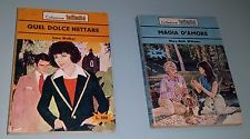 Lotto 2 libri - Collezione Intimità - n. 252, 272
