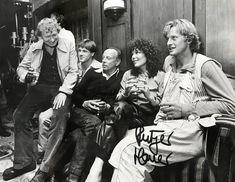 Dutch Actors, Rutger Hauer, Blue Eyes, Blond, Stars, Film, Fairytail, Short Stories, Movie