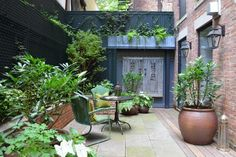 Get the most from your outdoor areas with these small yard, balcony and roof design ideas.