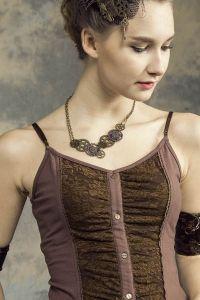 Glorious Zahnräder Mix Schmuck Anhänger Steampunk Fasching Gothic Basteln Kette Antik Moderate Price Beads & Jewelry Making